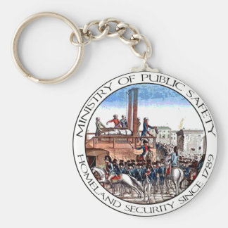 Ministry of Public Safety Key Ring