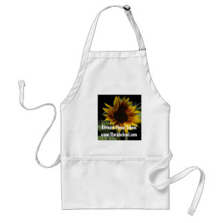 Minisunflowerlargereversed2 Standard Apron