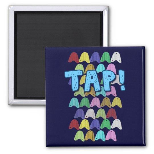 MiniTaps #10 Square Magnet