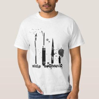 Miniz Mechanic Tshirts