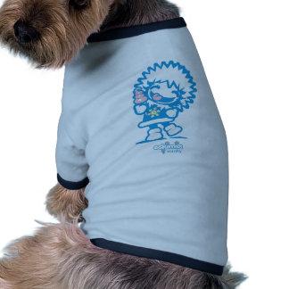 Minky Ringer Dog Shirt