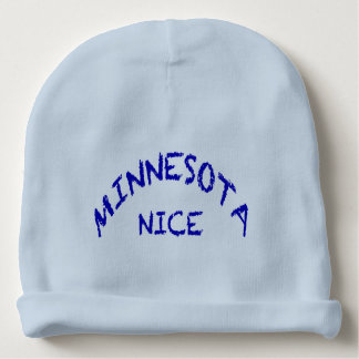 Minn. Nice Baby's Cotton Rib Infant Hat Baby Beanie