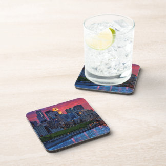 Minneapolis Eye Candy Beverage Coasters