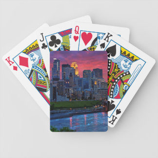 Minneapolis Eye Candy Bicycle Playing Cards