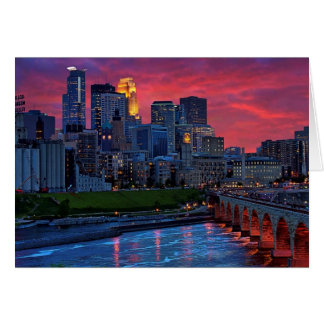 Minneapolis Eye Candy Card
