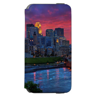 Minneapolis Eye Candy Incipio Watson™ iPhone 6 Wallet Case