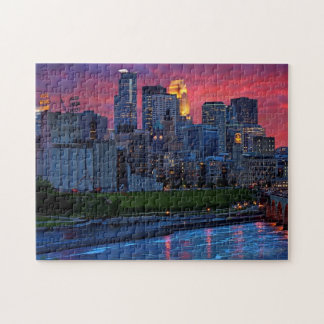 Minneapolis Eye Candy Jigsaw Puzzle