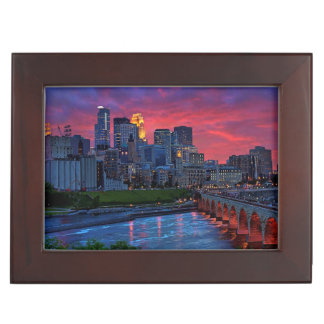 Minneapolis Eye Candy Keepsake Box