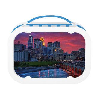 Minneapolis Eye Candy Lunch Box