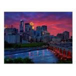 Minneapolis Eye Candy Postcard