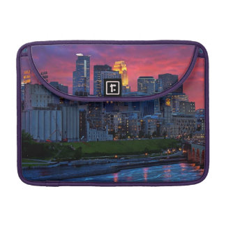 Minneapolis Eye Candy Sleeve For MacBooks
