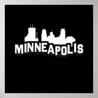 Minneapolis Hollywood Poster