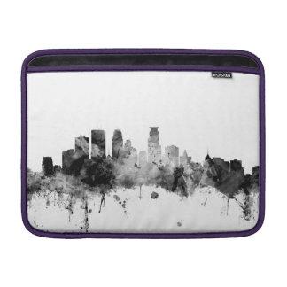 Minneapolis Minnesota Skyline Sleeve For MacBook Air