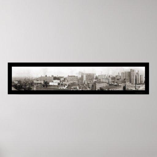 Minneapolis, MN Photo 1912 Poster