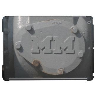 Minneapolis Moline Tractor Grill iPad Case