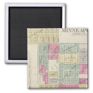 Minneapolis, Ottawa County, Kansas Magnet