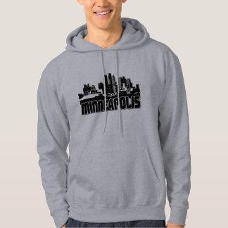 Minneapolis Skyline Hoodie