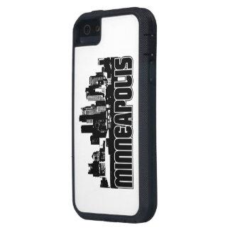 Minneapolis Skyline Tough Xtreme iPhone 5 Case