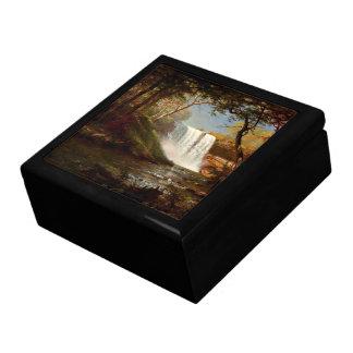 Minnehaha Falls, an Albert Bierstadt artwork Gift Box