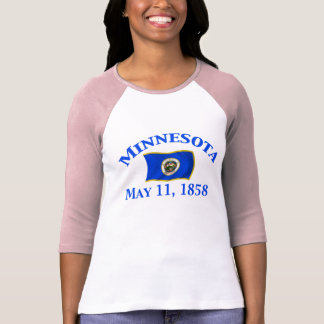 Minnesota 1858 T-Shirt