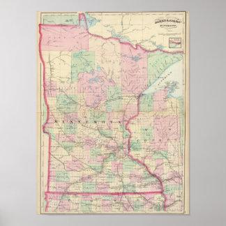 Minnesota 3 poster