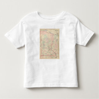 Minnesota 3 toddler T-Shirt