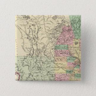 Minnesota 4 15 cm square badge