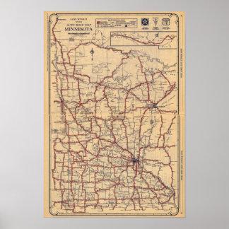 Minnesota 4 poster