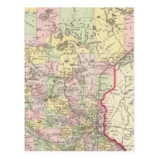 Minnesota 6 postcard
