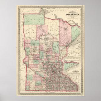 Minnesota 6 poster