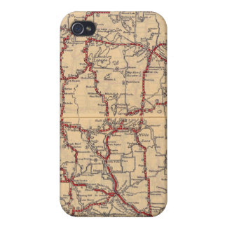 Minnesota 8 iPhone 4/4S case