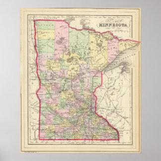 Minnesota 8 print
