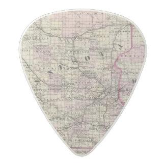 Minnesota 9 acetal guitar pick