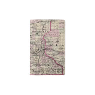 Minnesota 9 pocket moleskine notebook