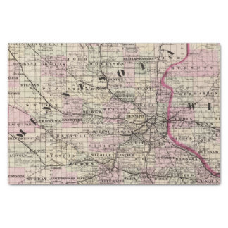 Minnesota 9 tissue paper