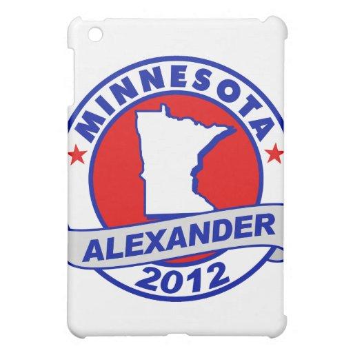 Minnesota Alexander iPad Mini Cases