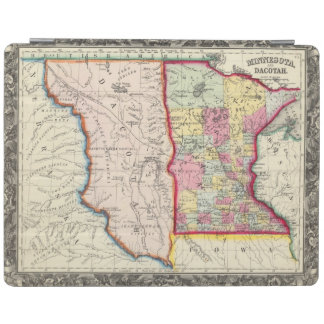 Minnesota, And Dacotah iPad Cover
