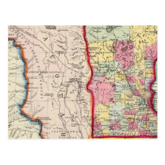 Minnesota, And Dacotah Postcard