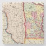 Minnesota, And Dacotah Stone Coaster