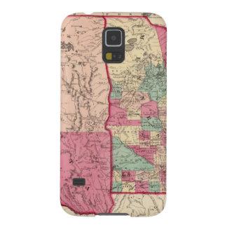 Minnesota and Dakota Galaxy S5 Cover