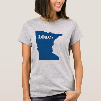 MINNESOTA BLUE STATE T-Shirt