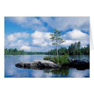 Minnesota Boundary Waters Card