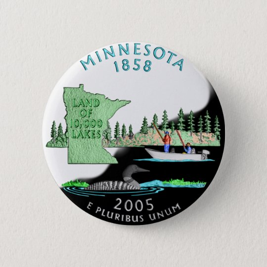 Minnesota Button