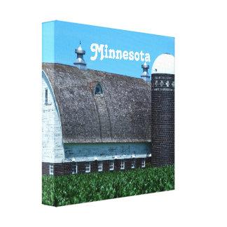 Minnesota Canvas Prints
