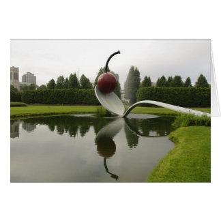 Minnesota Cherry Card
