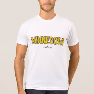 Minnesota Designer T-shirt