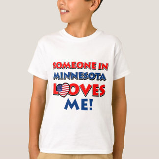 MINNESOTA designs T-Shirt