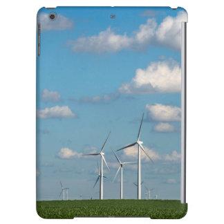 Minnesota, Dexter, Grand Meadow Wind Farm 2 iPad Air Cover