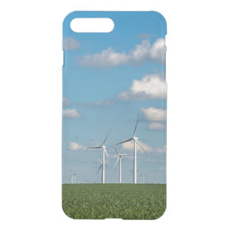 Minnesota, Dexter, Grand Meadow Wind Farm 2 iPhone 8 Plus/7 Plus Case