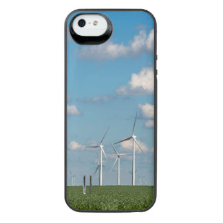 Minnesota, Dexter, Grand Meadow Wind Farm 2 iPhone SE/5/5s Battery Case